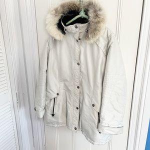 *Plus size - beautiful winter jacket
